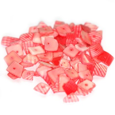 600PCs Hot Candy Color Acrylic Spacer Beads Oblate Mixed 12x5mm